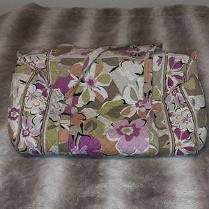 Vera Bradley large duffel